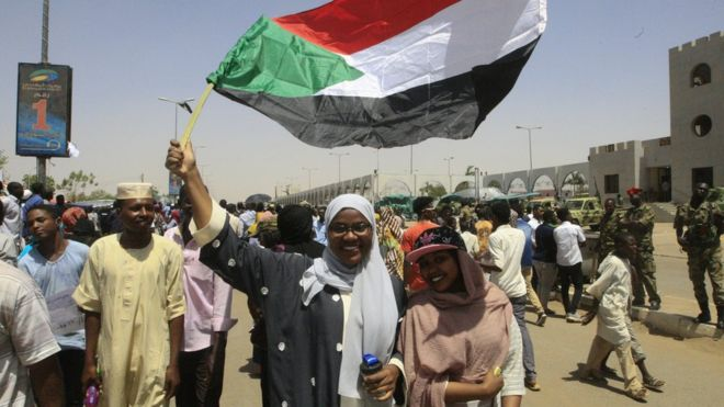 Sudan crisis: Military council arrests former government members