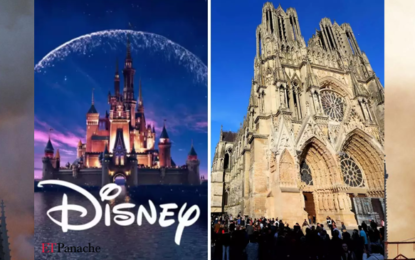 Walt Disney donates USD 5 mn to rebuild Notre-Dame