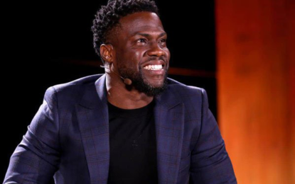 """Kevin Hart to lead """"Extreme job"""" remake"""