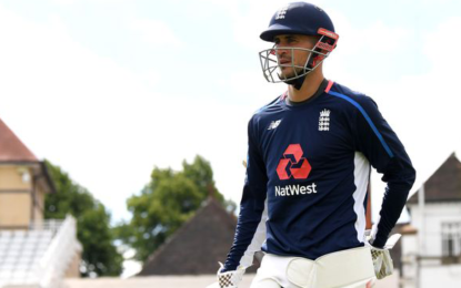 Alex Hales takes break from cricket due to personal reasons