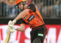 Turner suffers record fifth T20 duck