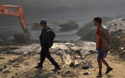 Myanmar landslide buries over 50 Miners