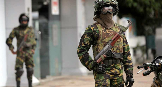 Police curfew to re-impose in North-Western Province, Gampaha