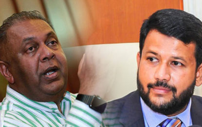 """""""No allegation against Rishad if he supported Mahinda,"""" Mangala says"""