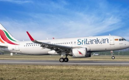 World's Most Punctual Airline SriLankan Airlines