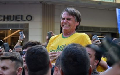 Man who stabbed Brazil's Leader acquitted