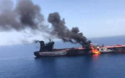 Trump dismisses Iran tanker attack denials