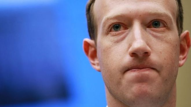 Facebook to be fined record USD 5 billion
