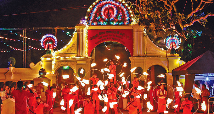 Kataragama Esala Peraheras commence today