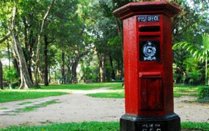 Postal strike this evening