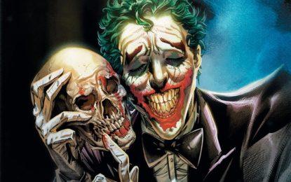 "John Carpenter does a one-shot ""Joker"" comic"