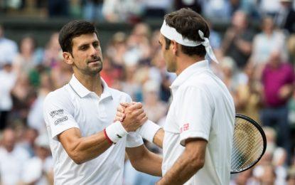 Djokovic beats Federer in Wimbledon epic
