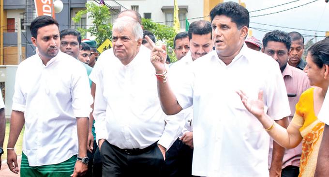 Will Gota seek pardon for sins of Rajapaksa regime? Premier asks