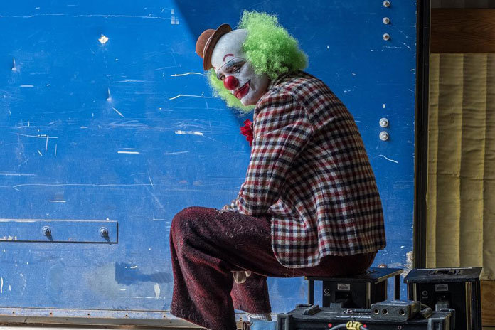 """Joker"" aiming for a USD 77 million opening"