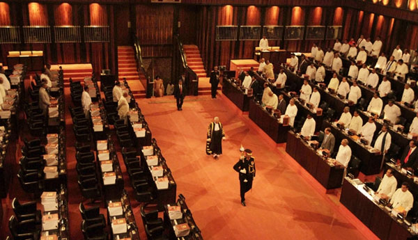 Parliament Convened Today