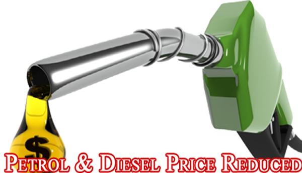 Reduce Petrol and Diesel Prices to Rs 52 and Rs 42 Respectively