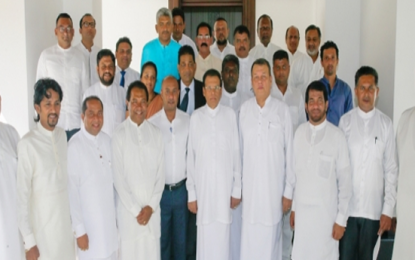 New Appointments for SLFP 26 New District Organizers