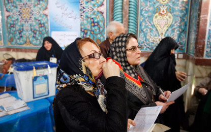 Reformists Make  Gains in Assembly of Experts in Iran Elections