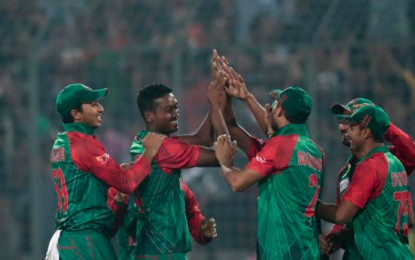 First Time Bangladesh Beats Srilanka in T20