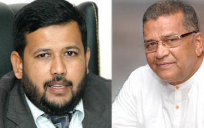 Trinco MP Abdullah  Mahroof  Poised  to Strengthen Rishad's Hands
