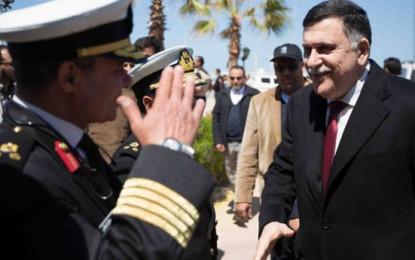 Libya's Unity Government Leaders Power Struggle