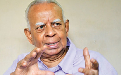 R.Sampanthan Seeks International Community's Intervention ….