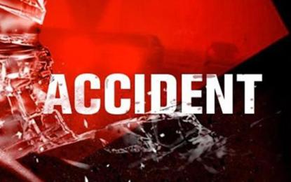 Fatal Accident at Avissawela Town