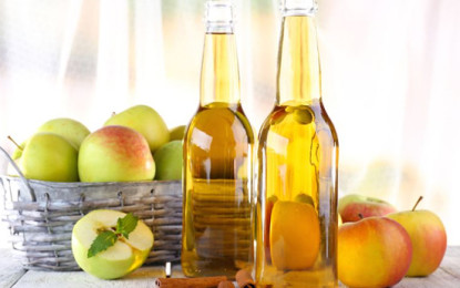 22 Uses of Apple Cider Vinegar in the Home