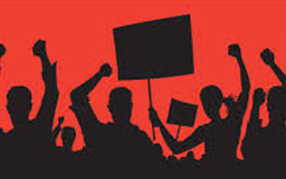 Several Other Railway Trade Unions Commence Protest Campaign