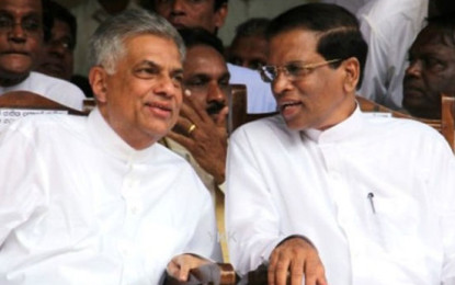 Prime Minister & President Meets to Decide on Ravi Soon