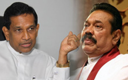 Don't take Notice of Mahinda's Jabbering Rajitha