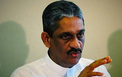 While Wimal Wants Removal of Ministry Portfolio, Gammanpila Insists Arrest of Sarath Fonseka