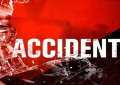 Five injured in an Ambulance accident