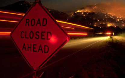 Kaduwela – Biyagama Road closed till tomorrow