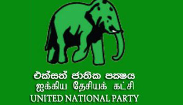 UNP is Firm on New Constitution