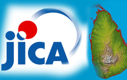 JICA Pledges Rs14bn Development Loan to Srilanka