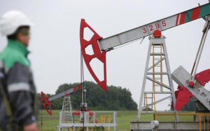 Oil jumps as Qatar ditched, London attacks hurt sterling