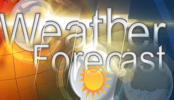Weather Forecast For 30th April 2018