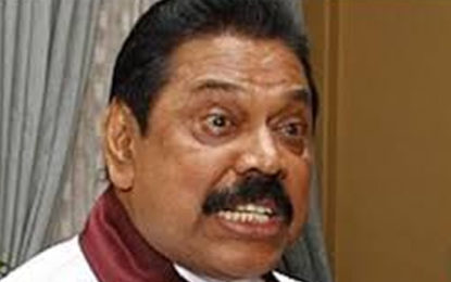 Removal of Mahinda's Civic Rights?