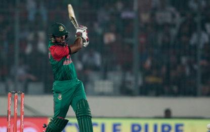 Bangladesh players Al-Amin Hossain, Sabbir Rahman fined $15,000 for female guests