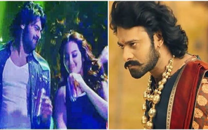 Before Baahubali, Prabhas made his Bollywood debut with Sonakshi Sinha? Watch video