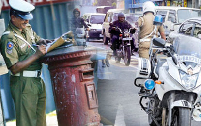 2564 Arrested During Police Raid
