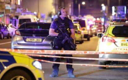 Finsbury Park attack: Theresa May condemns 'sickening' terror attack