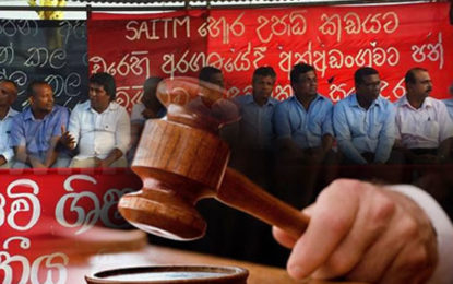 Fort Anti-SAITM Stage Ordered to be Removed