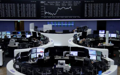 Tentative Oil Price Recovery Lifts Energy Stocks