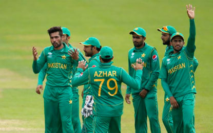 Sri Lanka vs Pakistan, ICC Champions Trophy 2017: Pakistan fined for slow over rate