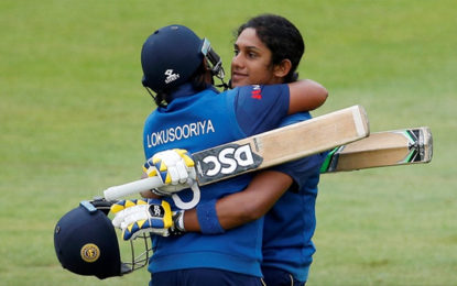 ICC Women's World Cup 2017: Sri Lanka's Chamari Atapattu registers third highest score in ODI's