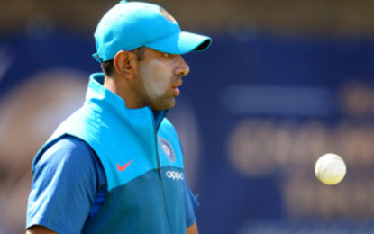 India Bowl, Ashwin Replaces Umesh