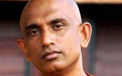 JHU Requested UNP to Take Action  Against MP Athuraliya Thera