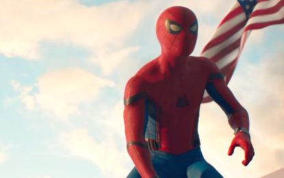 Spider-Man swings into Marvel Universe for latest film, Spider-Man: Homecoming
